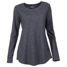 Natural Reflections Scoop Neck Top for Ladies
