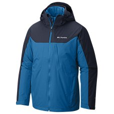 Columbia Whirlibird Interchange Jacket for Men