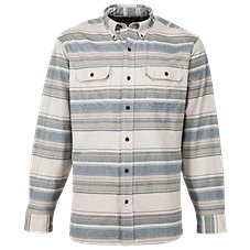 Bob Timberlake Striped Flannel Shirt for Men