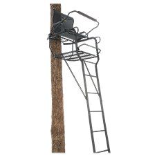 Hawk Sasquatch 1.5-Man Ladder Stand