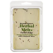 Swan Creek Candle Co. Forest's Edge Scented Herbal Wax Melts
