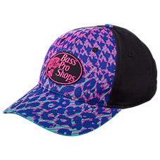 Bass Pro Shops Cheetah Print Cap for Girls