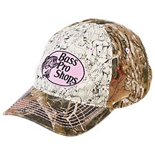 Bass Pro Shops Wildlife Print Cap for Kids