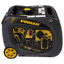 Firman Power Equipment 3000W Whisper Series Recoil Start Inverter