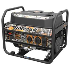 Firman Power Equipment 3650W Performance Series Camo Generator