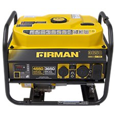 Firman Power Equipment 3650W Performance Series Generator