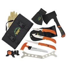 Outdoor Edge The Outfitter Field Dressing Kit