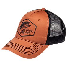 Bass Pro Shops 1972 Hexagon Mesh Back Cap