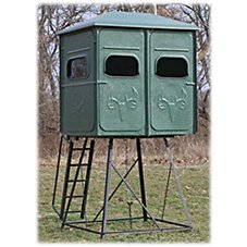 Redneck Blinds The Shooter Platinum Hunting Blind with Stand