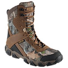 RedHead Antler Ridge BONE-DRY Waterproof Hunting Boots for Men