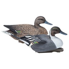 Final Approach HD Floating Pintail Duck Decoys