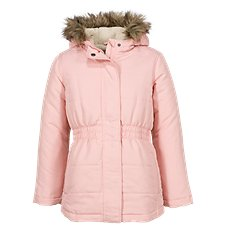 Bass Pro Shops Faux Fur Trim Utility Coat for Toddlers or Girls