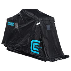 Clam Blazer Stealth Thermal Ice Shelter