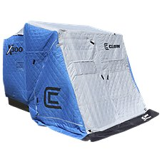 Clam X300 Pro Thermal Ice Shelter