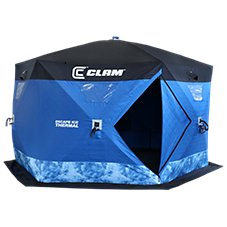 Clam Escape Ice Thermal Ice Shelter