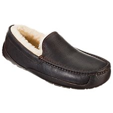UGG Ascot Leather Slippers for Men