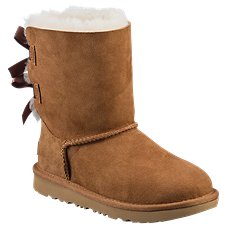 UGG Bailey Bow II Boots for Girls