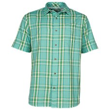 Bob Timberlake Double-Face Yarn-Dyed Plaid Shirt for Men