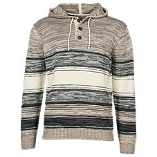 RedHead Striped Hoodie for Men