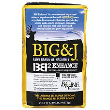 Big & J BB2 ENHANCE Corn & Pellet Super Supplement