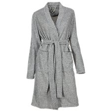Natural Reflections Sweater Knit Robe for Ladies