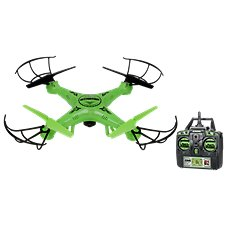 World Tech Toys Striker Glow-in-the-Dark Camera Remote Control Spy Drone