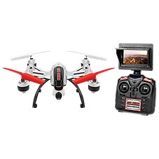 World Tech Toys Elite Mini Orion LCD Live View Remote Control Drone