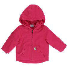 Carhartt Sherpa-Lined Redwood Jacket for Babies or Toddler Girls