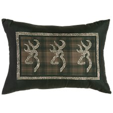 Browning Panel Bedding Collection Oblong Throw Pillow