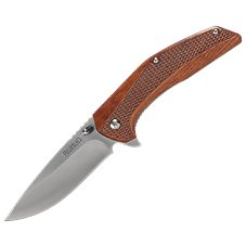 RedHead Pivot DBS Rosewood Handle Folding Knife