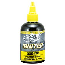 Buck Bomb Doe 'P' Igniter Deer Attractant