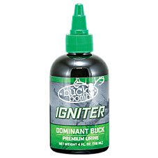 Buck Bomb Dominant Buck Igniter Premium Urine Deer Attractant