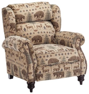 Attractive ... {id: U0027u0027, Name: U0027Lane Furniture White River High Leg Recliner Deer/Bearu0027,  Image: U0027http://basspro.scene7.com/is/image/BassPro/2434277_100034627_isu0027,  ...