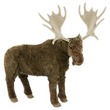 Melissa & Doug Lifelike Moose Plush Stuffed Animal