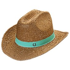 Bass Pro Shops Straw Cowgirl Hat for Girls
