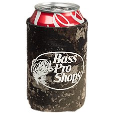 Bass Pro Shops Logo TrueTimber Can Cooler​