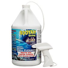 BOOYAH CLEAN Non-Acid Instant Hull Cleaner
