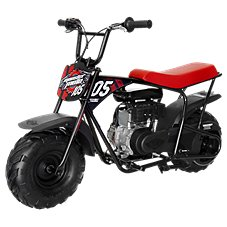 Monster Moto B105 Mini Bike