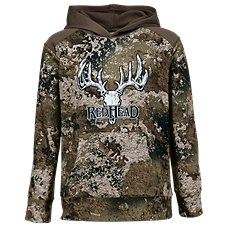 RedHead TrueTimber Hoodie for Youth