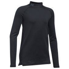 Under Armour ColdGear Mock Neck Top for Girls