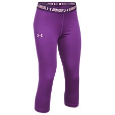 Under Armour Capri Pants for Girls