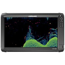 Lowrance HDS Carbon 16 Fishfinder/Chartplotter with StructureScan 3D Bundle