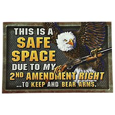Bass Pro Shops Safe Space Welcome Mat