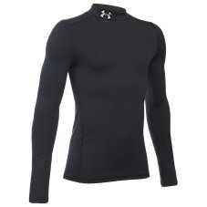 Under Armour ColdGear Armour Mock Neck for Boys