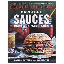 Barbecue Sauces Rubs and Marinades Book by Steven Raichlen