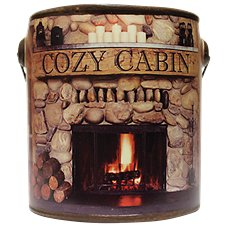 A Cheerful Giver Farm Fresh Cozy Cabin Scented Candle