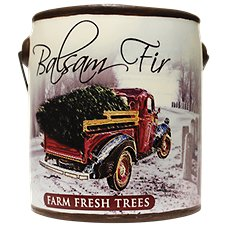 A Cheerful Giver Christmas Farm Fresh Balsamic Fir Scented Candle