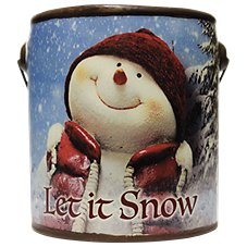 A Cheerful Giver Christmas Farm Fresh Let it Snow Scented Candle