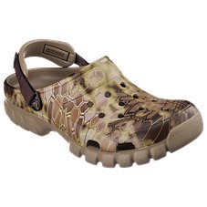 Crocs Off Road Sport Kryptek Outdoor Clogs for Men