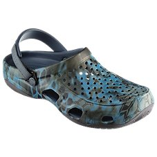 Crocs Swiftwater Deck Kryptek Clogs for Men